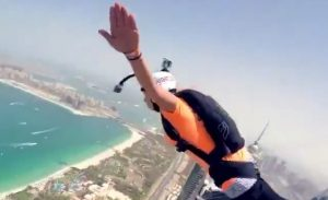 Base Jumpers In Dubai