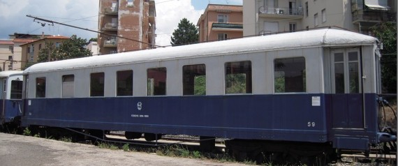 Carriage #59 Mussolini