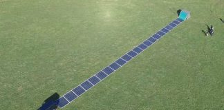 Solar Power Carpet Renovagen