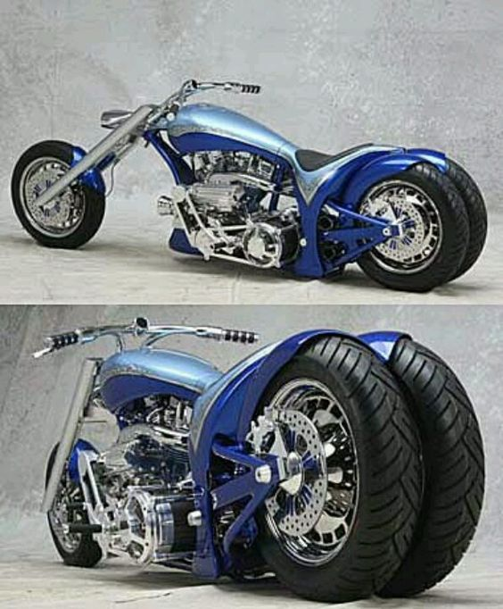 3 wheels motorcycle