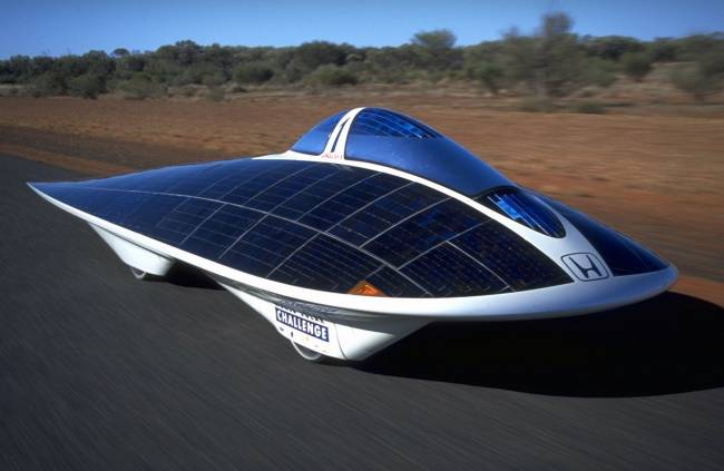 Honda Solar Dream car