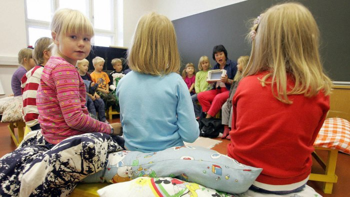 children finland 1 rank education world