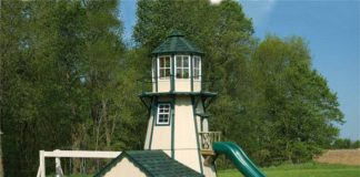 lighthouse playhouses