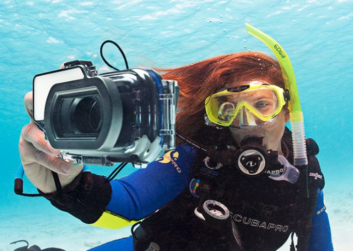 affordable underwater photography equipments