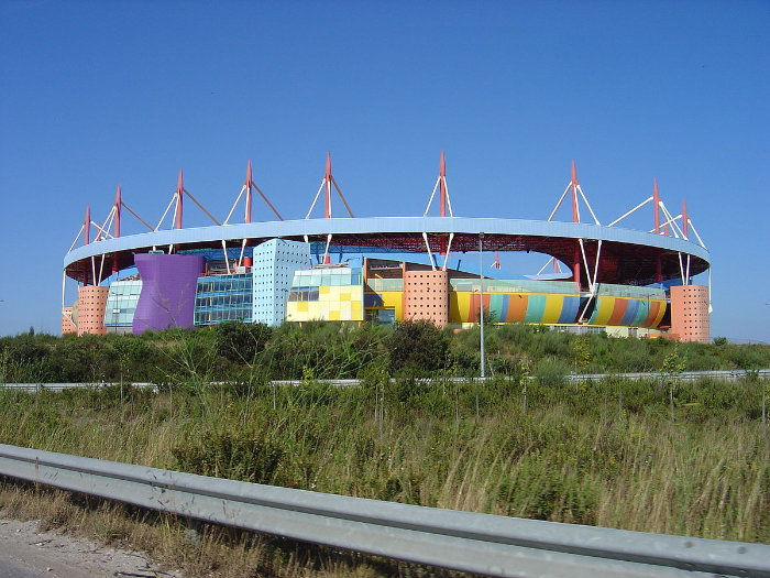 estadio municipal de aveiro portugal