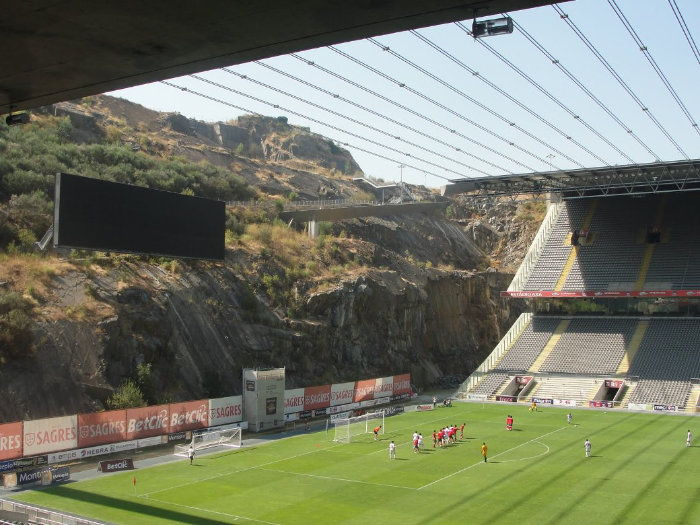 estadio municipal de braga portugal