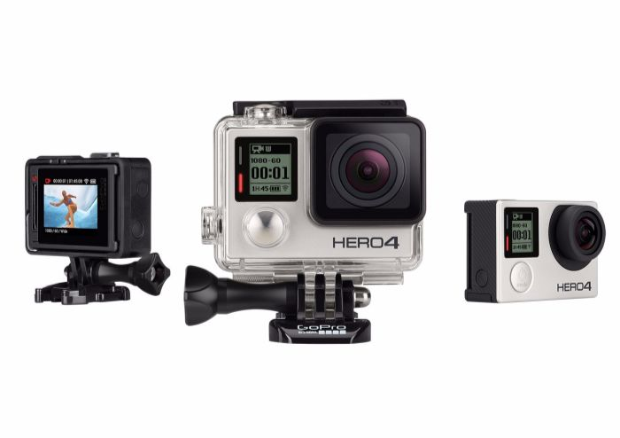 waterproof gopro camera