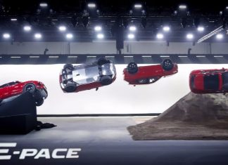 jaguar epace launch