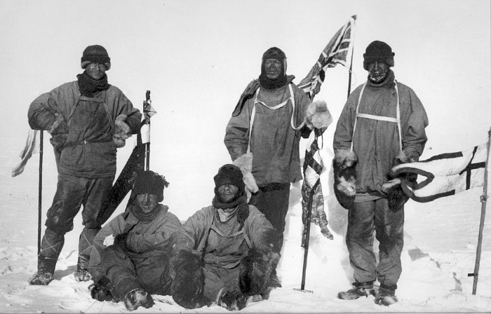 scott expedition south pole 1912
