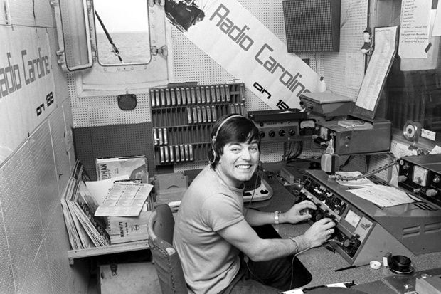 tony blackburn radio caroline