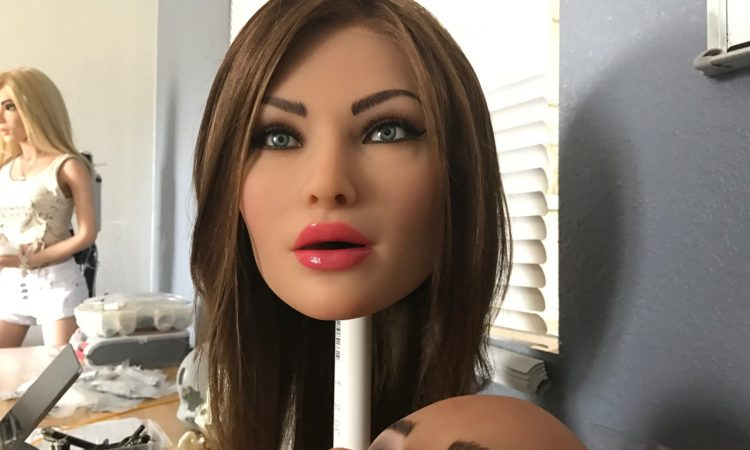 head sex dolls robot
