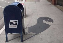 mail box monster chadow