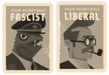 secret hitler game card