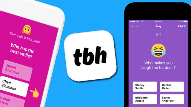 tbh app against cyber bullying
