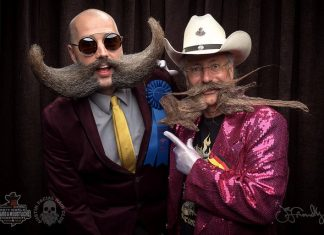 world moustache beards championship 2017
