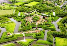 giethoorn village without cars