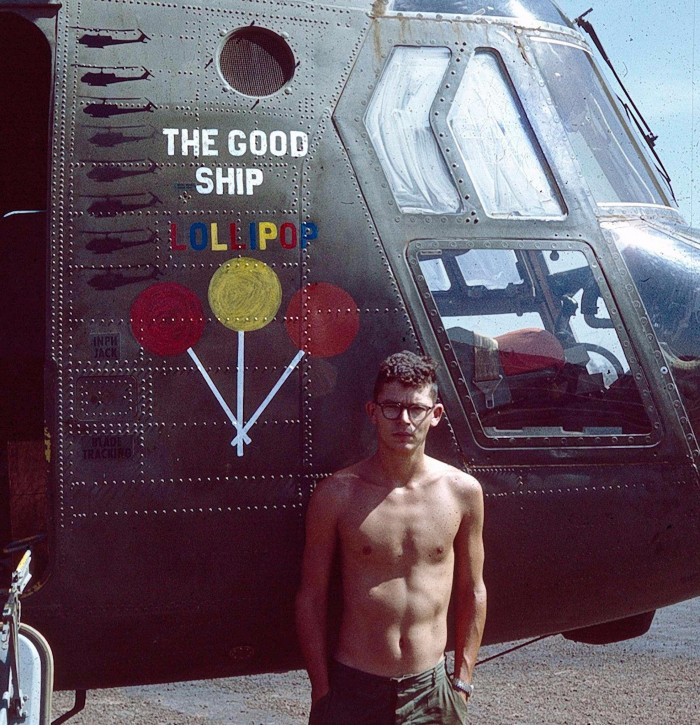 tasty lollipops vietnam war decorated helicopters